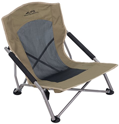 ALPS Mountaineering Rendezvous Folding Camp Chair (Low Profile Beach Chair compare prices)