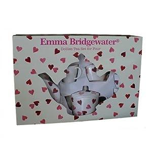 Emma Bridgewater-Doll's Tea Set/Service-Hearts-BNIB