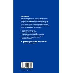 Tauchmedizin: Barotrauma Gasembolie · Dekompression Dekompressionskrankheit Dekompressionscomputer