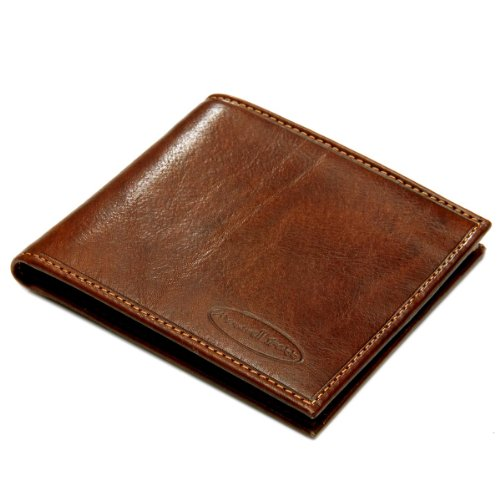 Luxury Tan Gents Leather Wallet