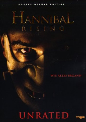 Hannibal Rising - Wie alles.../Unrated  [2 DVDs] [Alemania]