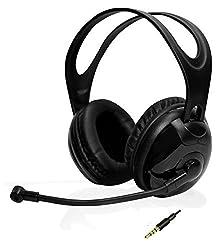 EDU-455M - Mobile Circumaural Over-the-Ear Stereo Headset
