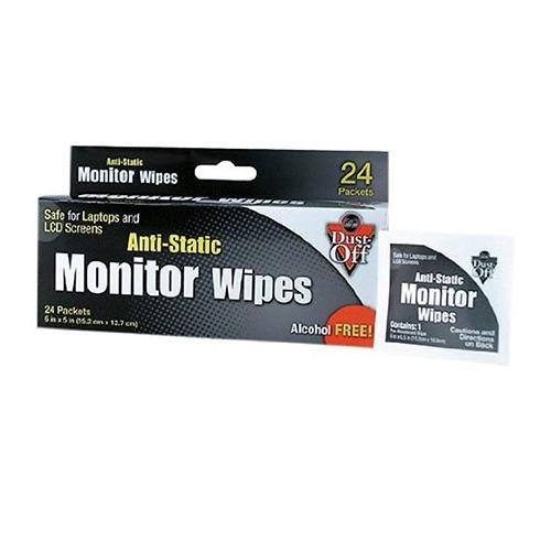 Falcon Monitor Wipes, 24 Ct. (Dcw)