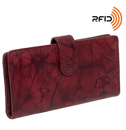 buxton-leder-heiress-tab-checkbook-cover-kreditkarte-halter-einheitsgrosse-burgundy-rfid