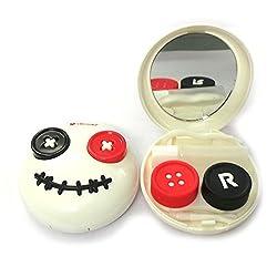 ARCADIO Contact Lens Designer Cases_ Voodoo _A8078WT