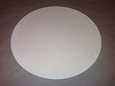 "13"" Pizza/Baking Stone for MEDIUM Big Green Egg or Kamado made by LavaLock"