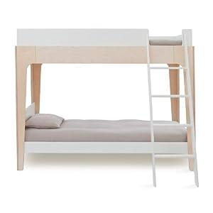Oeuf Perch Bunk Bed - Birch/White (Box 1)