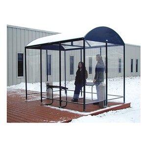 Smoking Shelter - 3-Sided