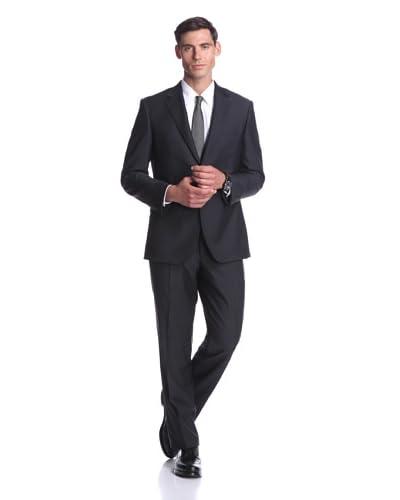 Nicole Miller Men's Notch Lapel Suit