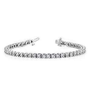 12 ct. t.w. Diamond Tennis Bracelet (G-H, SI2-I1)