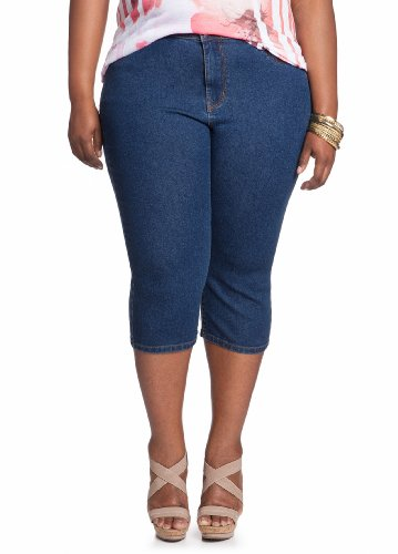 Ashley Stewart Women's Plus Size Medium Blue
