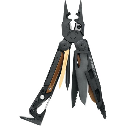 Leatherman 850132 Mut(R) Eod Multi-Tool (Black/Black Molle Sheath/Box Packaging) front-1078930