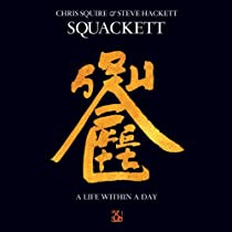 CD - A Life Within A Day by Chris Squire &amp; Steve Hackett
