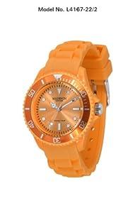 Madison New York Unisex-Armbanduhr Candy Berry Time, Mini Analog Silikon, U4167-20/2