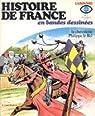 Histoire de France en BD, tome 7 : La chevalerie. Philippe le Bel