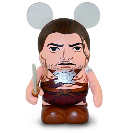 "Disney Vinymation John Carter Series John Carter 3"" Figure - 1"