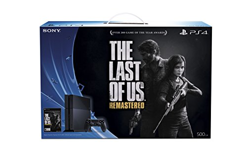 PlayStation 4 Console with Free The Last of Us Remastered Voucher at Gotham City Store