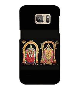 printtech Lord God South India Back Case Cover for Samsung Galaxy S7 :: Samsung Galaxy S7 Duos with dual-SIM card slots