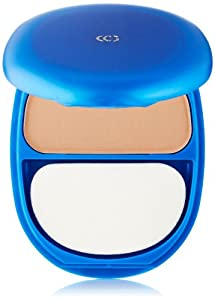 CoverGirl Fresh Complexion Pocket Powder Foundation, Classic Beige 630, 0.37-Ounce Compact (Pack of 2)