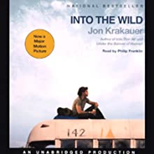 Into the Wild Audiobook by Jon Krakauer Narrated by Philip Franklin