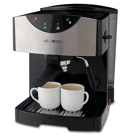 Mr. Coffee Espresso Machine (Mr Coffee Espresso Filter Basket compare prices)