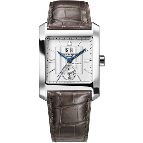 Baume & Mercier Men's 8752 Hampton Square Date Watch