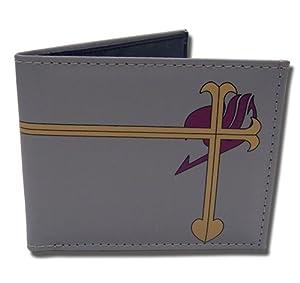 Fairy Tail - Elsa Symbol Geldbörse Geldbeutel Portemonnaie Purse US Import Orginal & Lizensiert