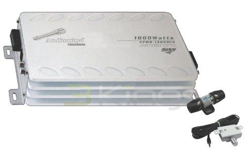 AUDIOPIPE APMR-1300MIN 1300W Mono Marine Amplifier Amp