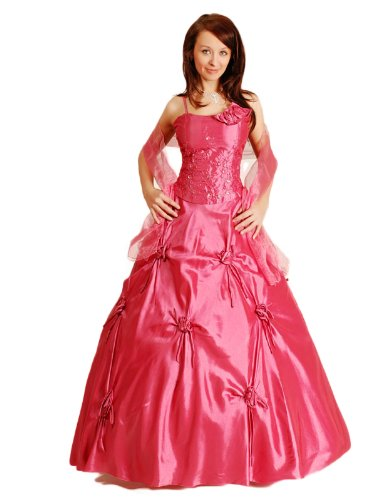 Envie &#8211; 1003 JOVANNA Abendkleid Ballkleid 2-teilig Pink 46-44 Reviews
