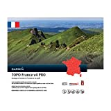 CARTE GARMIN TOPO V4 PRO FRANCE EN MICRO-SD V4.01 2016...