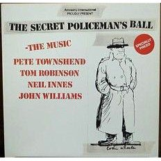 Pete Townshend - Secret Policeman