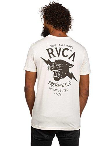 rvca-camiseta-para-hombre-free-and-wild-almond-heather-almond-heather-extra-large