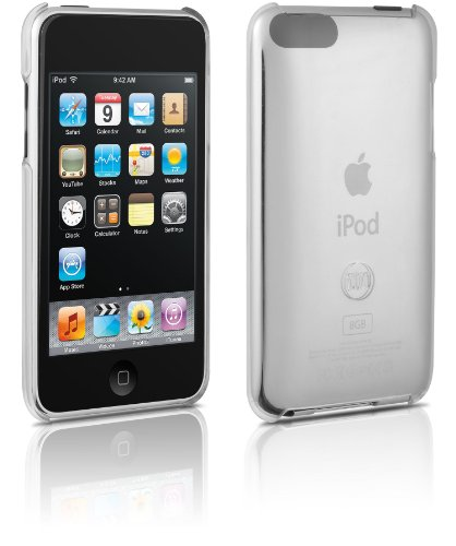 philips dla63047 10 ipod touch 2g hard clear case ebay. Black Bedroom Furniture Sets. Home Design Ideas