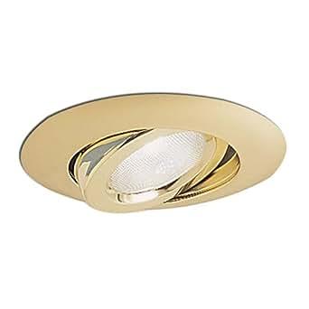 open gimbal ring ntm 52g recessed light fixture trims. Black Bedroom Furniture Sets. Home Design Ideas