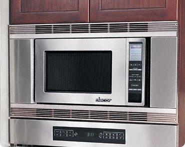 Dacor Amtk27B: Microwave Trimkit-Black