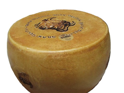 Grana di Bufala Buffalo and Cows Milk Parmigiano Cheese