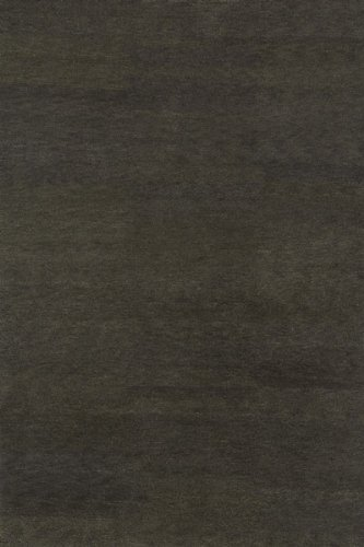 "3'9"" x 5'9"" Rectangular Momeni DEGABDG-06FGN3959 Forest Green Color Hand Knotted Indian ""Desert Gabbeh Collection"" Rug"