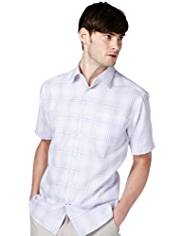 Soft Checked Shirt