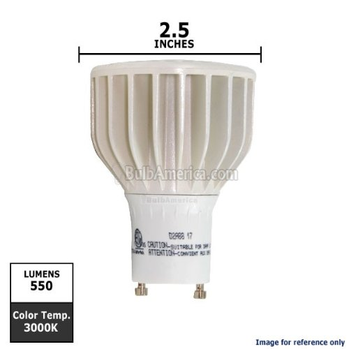 Sylvania 78744 - Led10Par20/Dim/P/Gu24/930/Fl30 Par20 Flood Led Light Bulb