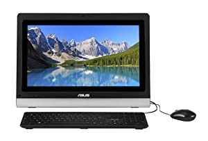 ASUS ET2020 20 inch All-in-One PC (Intel Pentium G2030 3GHz, 4GB RAM, 1TB HDD, DVDRW, LAN, WLAN, BT, Webcam, Integrated Graphics, Windows 8.1)