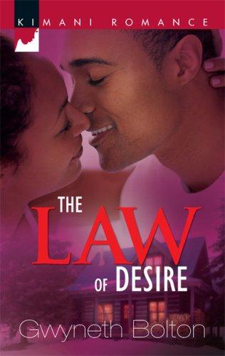 Image of The Law of Desire (Kimani Romance)