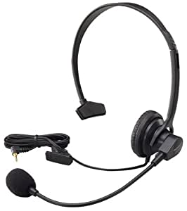 Panasonic KXTCA87 Headset with Boom Microphone