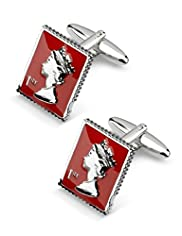 Stamp Cufflinks