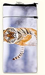 Active Elements Admirable Multipurpose both side printed, waterproof Smart mobile pouch Design No-PUC-18004-S Comfortably Fit for Phone Size up to IPHONE 5/4 /5-C Etc.