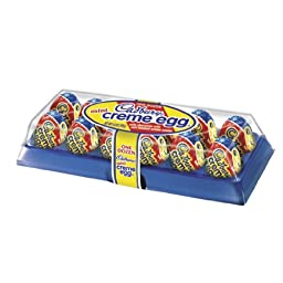 Cadbury Mini Creme Eggs -- 1 Dozen (2 pack)