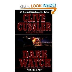 Dark Watch - Clive Cussler