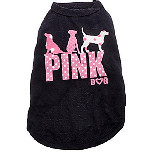 Ollypet-Dog-Cool-Shirt-Pink-Dog-Vest-for-Small-Pets-Black-XSSML