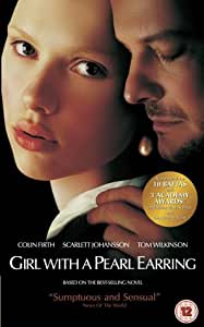 Girl With A Pearl Earring [VHS] [2004]