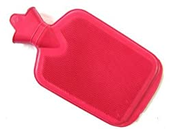 Coronation Junior Plain Non-electrical 1 L Hot Water Bag