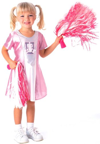 Cheerleader Costume - Toddler
